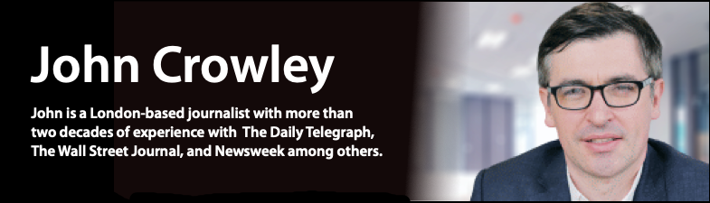 Heading introduces experienced journalist and editor John Crowley